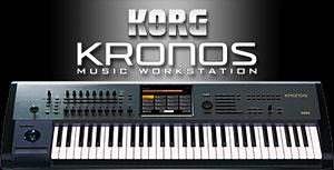 Korg Kronos page template - Karma-Lab